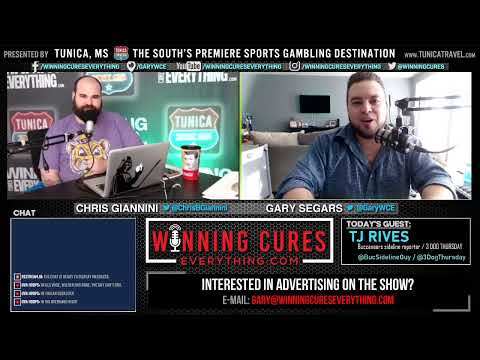 3/26 TJ Rives joins, Jon Jones, Tom Brady trademark, NCAA distribution, etc