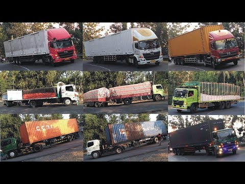 truk-besar-dan-panjang-!!-truk-gandeng-truck-trailer-truk-kontainer-truk-tronton-truck-box