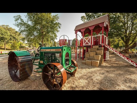 Sibley Park - Mankato, MN - Visit A Playground - Landscape Structures