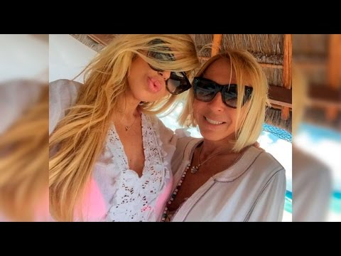 Habló la hija de Laura Bozzo sobre ampay con Christian Suárez