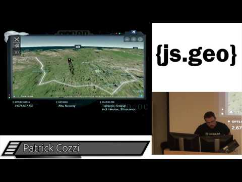 JS.Geo- Creating 3D web maps with Cesium
