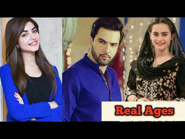Ishq Tamasha Cast Real Ages Episode 24