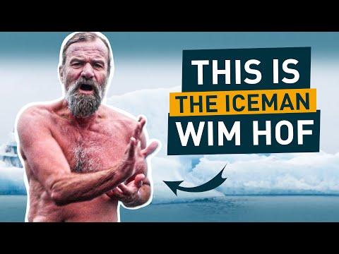 This is 'Iceman' Wim Hof!