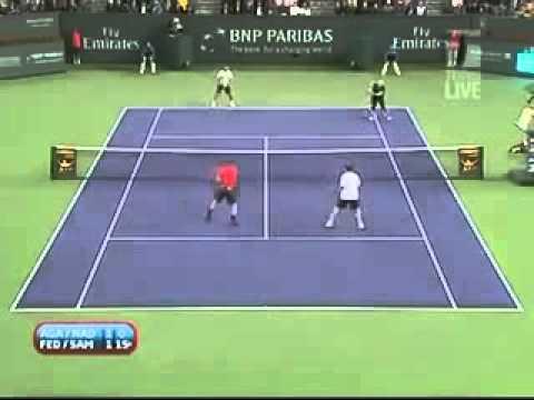 Federer/Sampras Vs Nadal/Agassi - Crazy Point