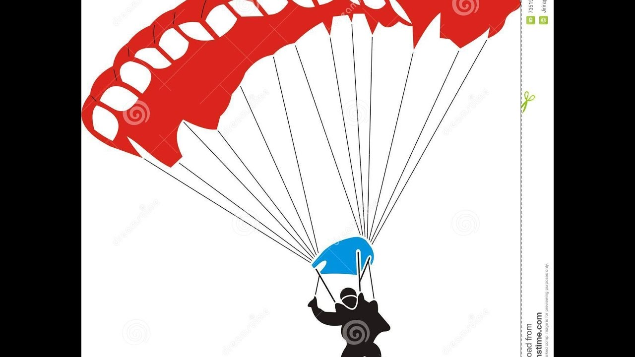 Видео как сделать парашют фото 537
