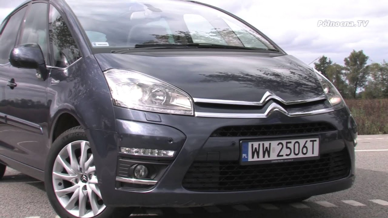 citroen c4 picasso youtube. Black Bedroom Furniture Sets. Home Design Ideas