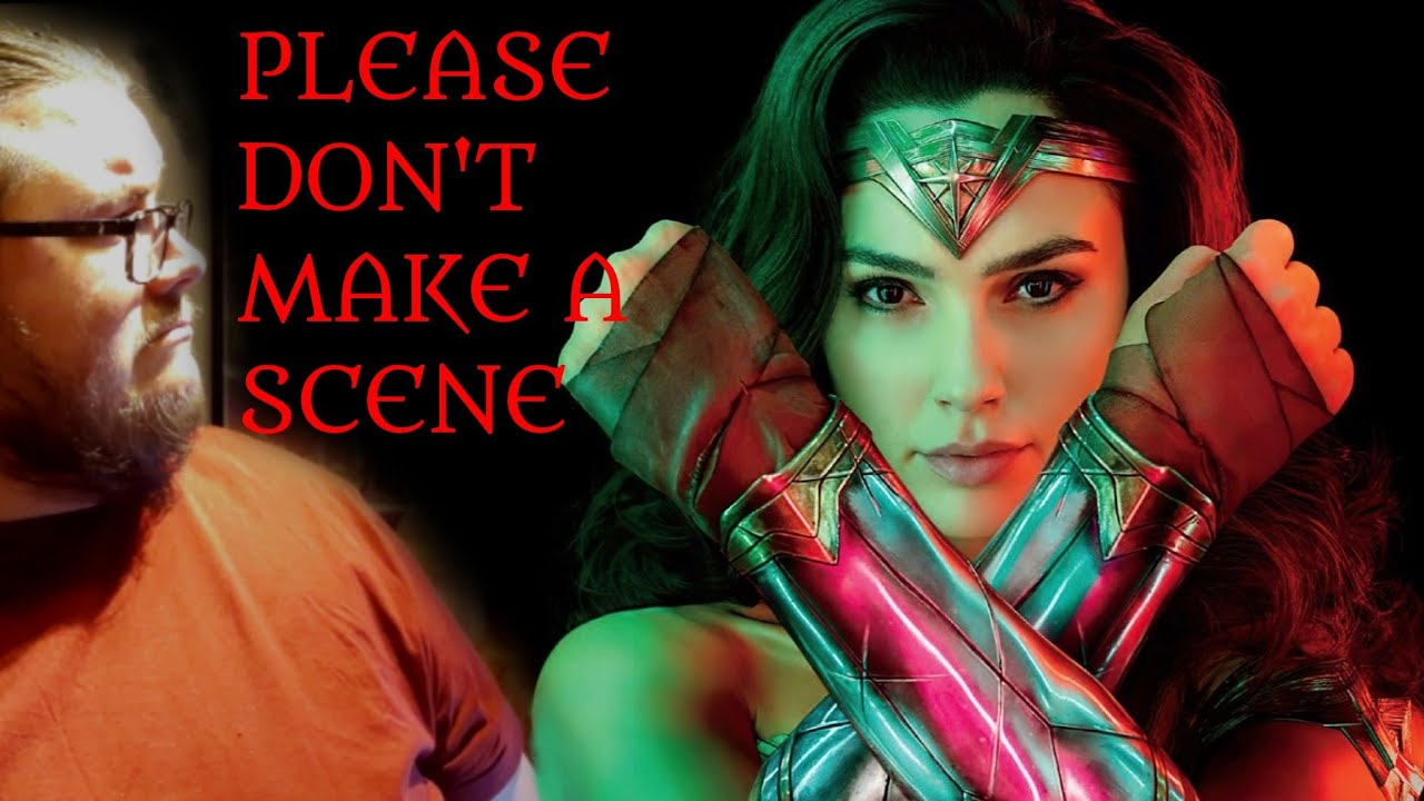 WONDER WOMAN 1984. THE GREATEST MOVIE OF 2021