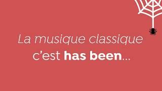 Cliché 3 # La musique classique c'est has been...