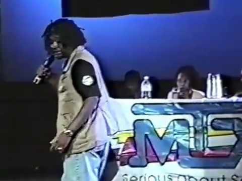 1993 Rap Battle between Supernatural and Mad Skillz