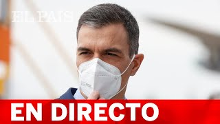 DIRECTO #CORONAVIRUS | SÁNCHEZ visita una compañía farmacéutica