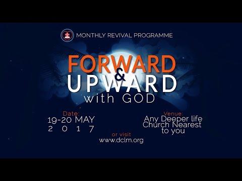 Forward & Upward with God - May Revival Program