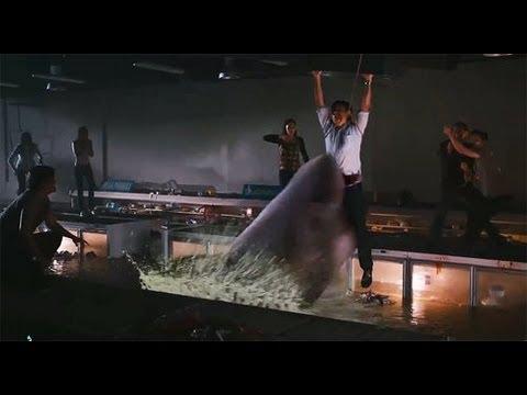 Bait 3D Haie Im Supermarkt - Trailer (Deutsch | German) | HD | Horror Trash