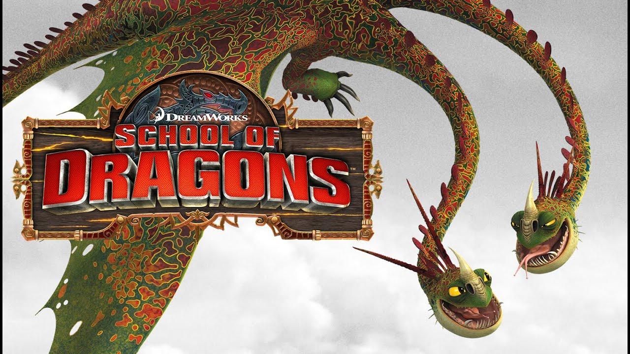 School of Dragons: Dragons 101 - The Hideous Zippleback ...