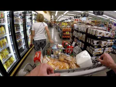 Las Vegas Trip - Smith's Grocery After Check-In (6-10-2016)