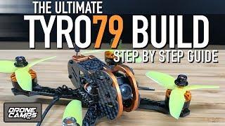 Eachine TYRO79 - ULTIMATE BUILD GUIDE, Binding, Betaflight & More