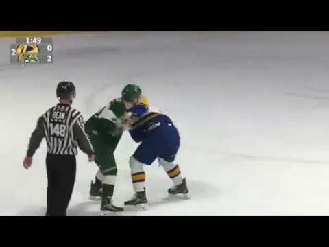 Jake Kustra vs Sean Richards Dec 2, 2017