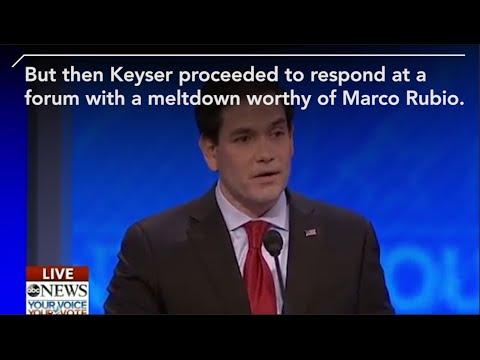 "Jon Keyser Is ""On the Ballot"" In Colorado"