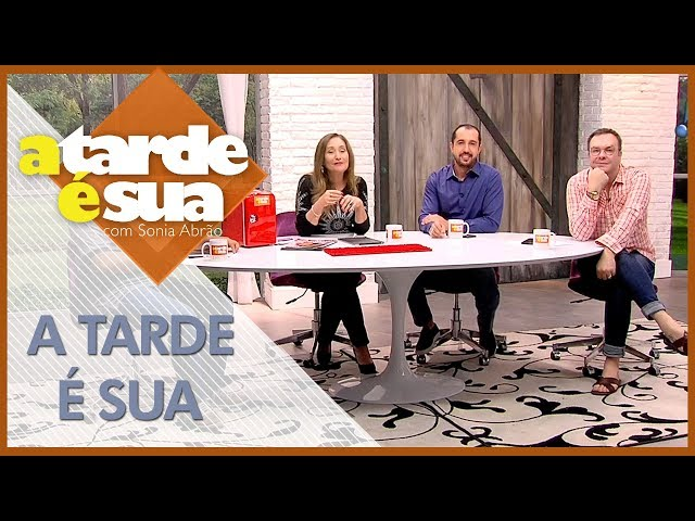 A Tarde é Sua (08/03/19)   Completo