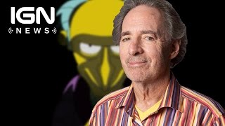 Harry Shearer Returns to The Simpsons - IGN News