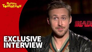 UNCUT Blade Runner 2049 Interview - Harrison Ford Loves Ryan Gosling