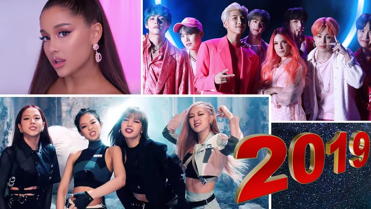 Youtube Most Viewed Music Videos Published In 2019 17 Youtube
