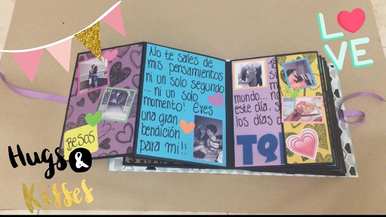Aniversario De Frases De Amor: Cuaderno Para Mi NOVIO (A)