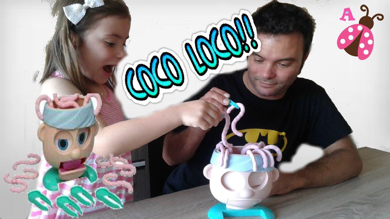 Coco Loco Juego De Mesa Con Mi Padre