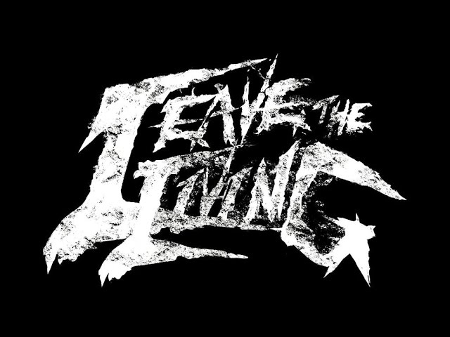 LEAVE THE LIVING (Live) Let Go/Pacifist @Loud As Hell Festival '15- SlimBzTV -HD