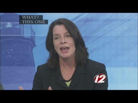Newsmakers 7/25/2013: Lt. Gov. Elizabeth Roberts, Cranston Sen. Joshua Miller on health care
