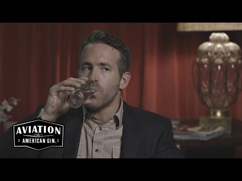 Ryan Reynolds' Twin Returns | Aviation Gin
