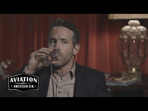 Ryan Reynolds' Twin Returns | Aviation Gin