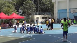 2016-17全港中小學學界閃避球錦標賽(新界東區)小學男子