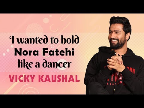 Nora Fatehi: 'I learnt a lot from Vicky Kaushal when we were on sets together' | Pachtaoge