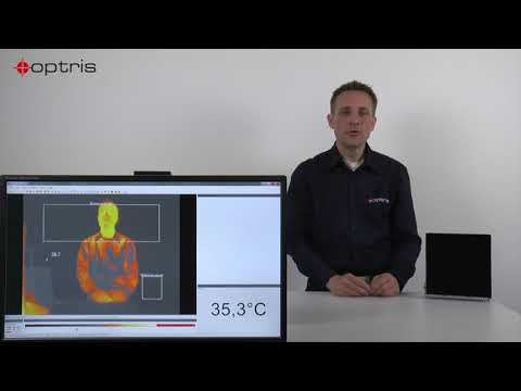 How to Screen for Elevated Body Temperature Using a FLIR Thermal Cameraиз YouTube · Длительность: 58 с