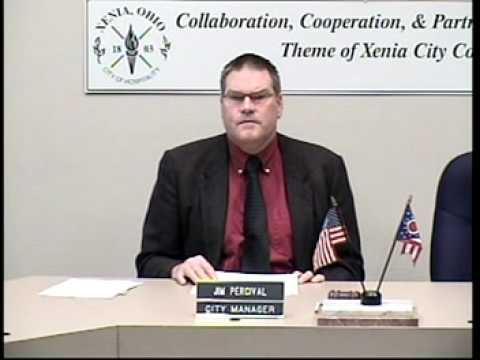 2009 Proposed Xenia Ohio Property Tax Levy