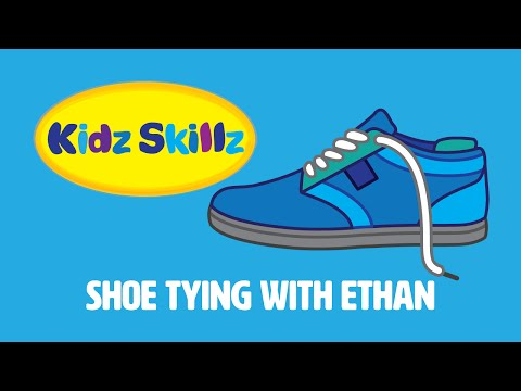 Kid Skillz Tie Your Shoes