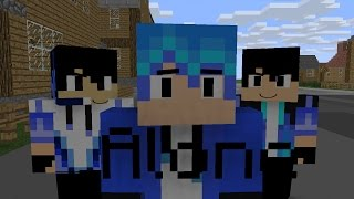 Alan Walker - Alone (A Minecraft Bully Story Music Video)