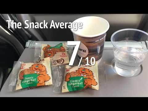 Flight Review - Air New Zealand NZ5814 Wellington (WLG) To Hamilton (HLZ) On ZK-MVO - Trip Report.