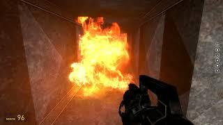 Trying to burn gmod fnaf 3