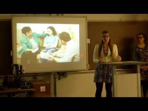 Student TED Talk: Eating Disorders