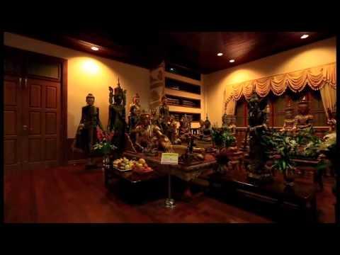 301 Vintage Antique Buddha Images at Aung Zabhu Monastery