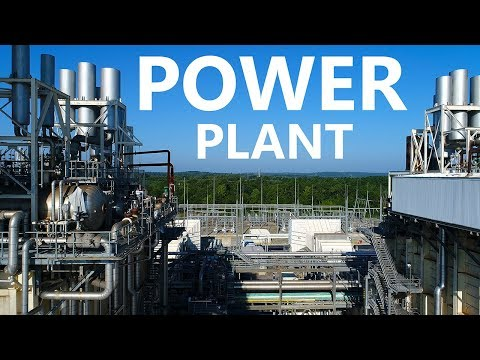 Feel the POWER - Tenaska Generation Plant - KEN HERON