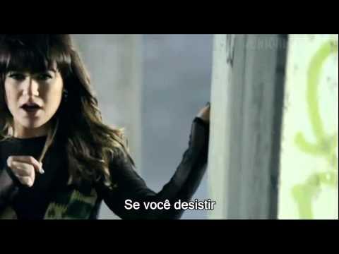 Kelly Clarkson - Dark Side (Music Video) Legendado
