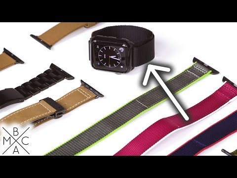 The BEST Apple Watch Bands MONEY CAN BUY! ⌚️
