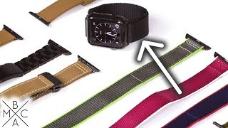 Apple Watch Bands You NEED To Get For Your Apple Watch!