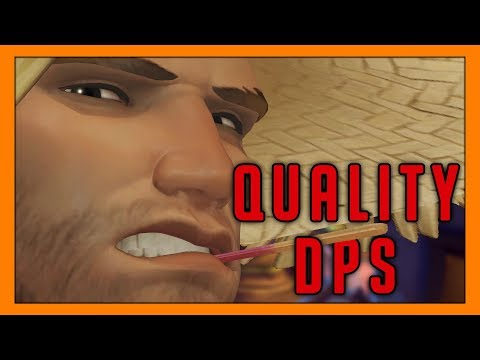 Quality DPS Action, Except for Junkrat