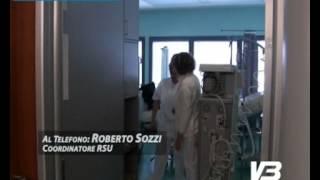 Ospedale RSU Ancora problemi al PG23