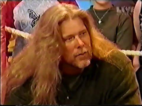 Kevin Nash on Kids TV  Live & Kicking March 2000
