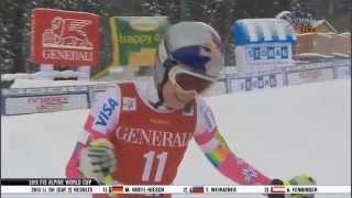 Lindsey Vonn - 8th - Lake Louise Downhill - U.S. Ski Team