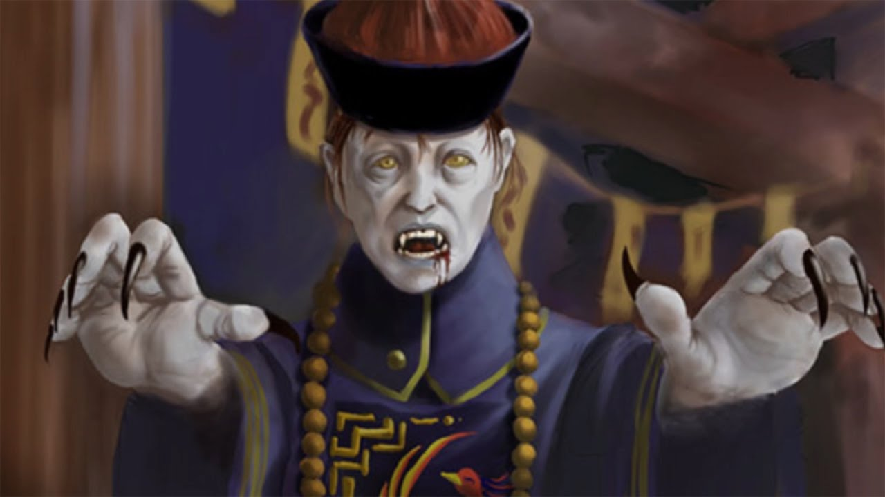 Image result for jiangshi